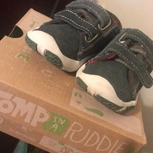 Morgan and Milo infant shoes